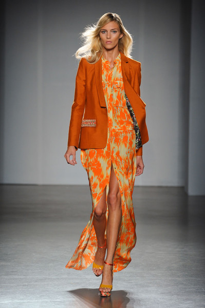 Matthew Williamson at London Spring 2012