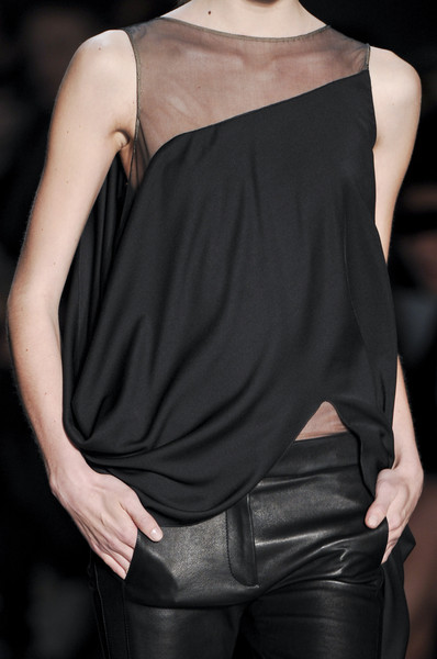 Max Azria at New York Fall 2010 (Details)