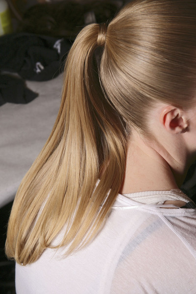 Max Azria at New York Fall 2011 (Backstage)