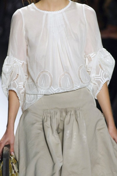 Max Azria at New York Spring 2007 (Details)