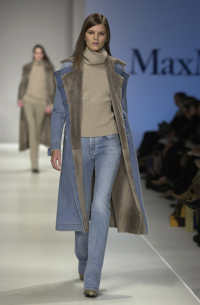 MaxMara at Milan Fall 2001