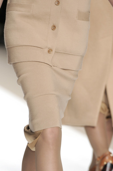 MaxMara at Milan Fall 2009 (Details)