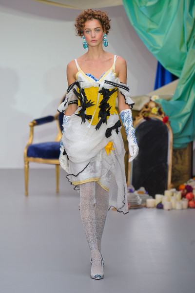 Meadham Kirchhoff at London Spring 2013
