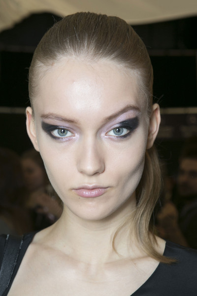 Michael Kors at New York Fall 2013 (Backstage)