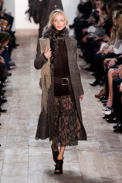 Michael Kors at New York Fall 2014