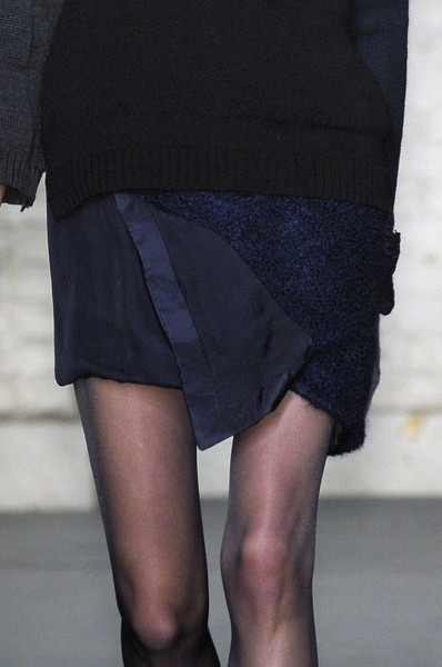 Michael van der Ham at London Fall 2010 (Details)