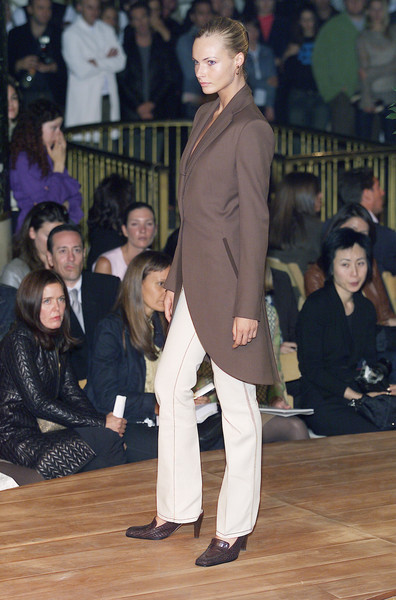 Miguel Adrover at New York Spring 2001