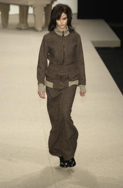 Miki Fukai at London Fall 2004