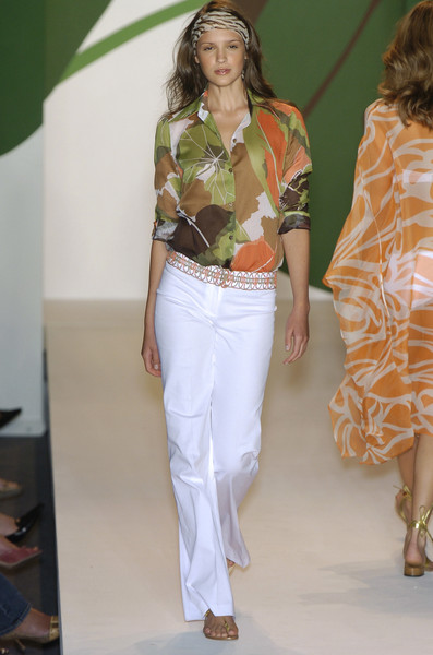 Milly at New York Spring 2005
