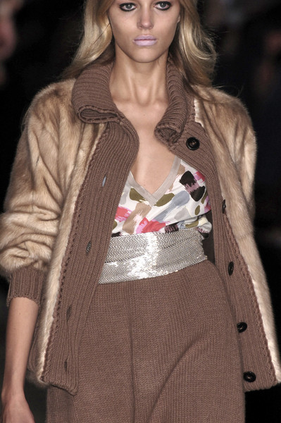 Missoni at Milan Fall 2006 (Details)