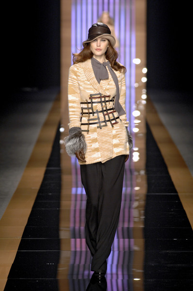 Missoni at Milan Fall 2007