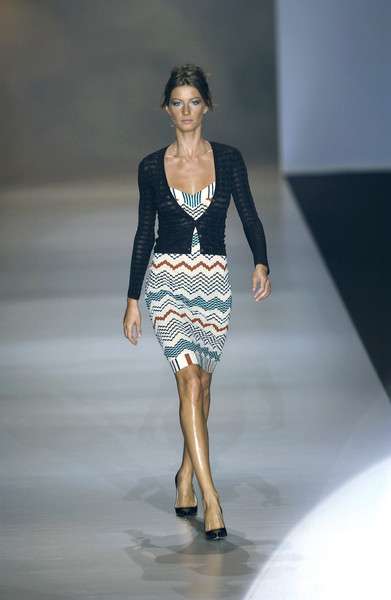 Missoni at Milan Spring 2003