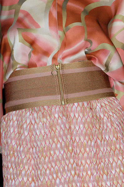 Missoni at Milan Spring 2009 (Details)