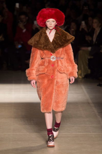 Miu Miu at Paris Fall 2017