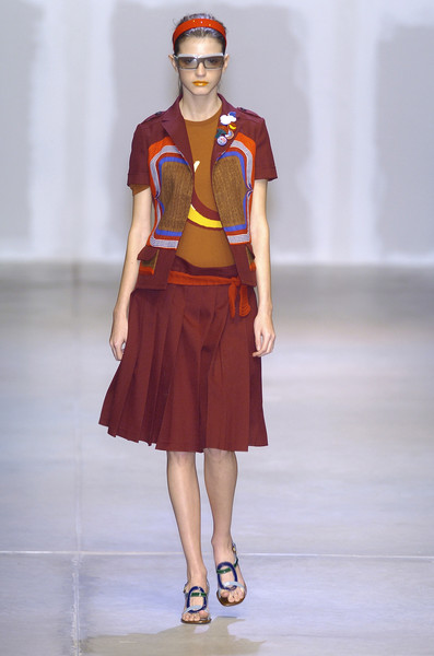 Miu Miu at Milan Spring 2005