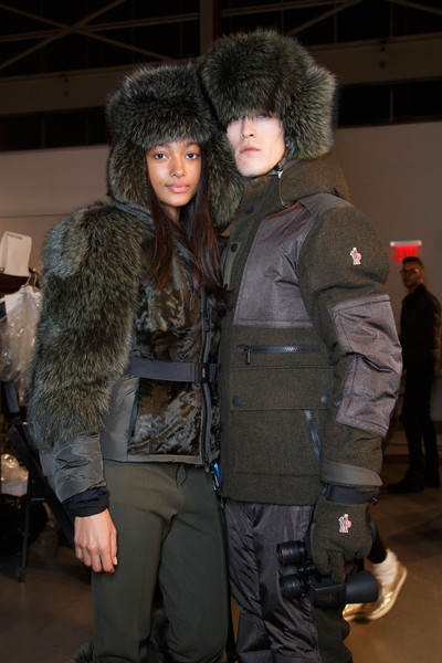 check out 7cdf8 8768e Moncler Grenoble at New York Fashion Week Fall 2015 - Livingly
