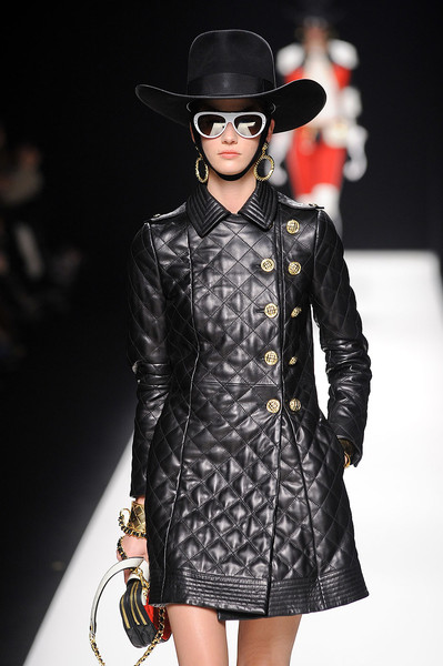 Moschino at Milan Fall 2012