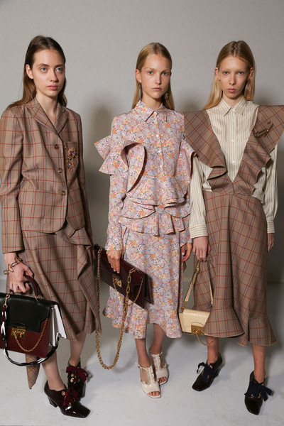 f3e1385aa475 Mulberry Bks Bis at London Fashion Week Spring 2017 - Livingly