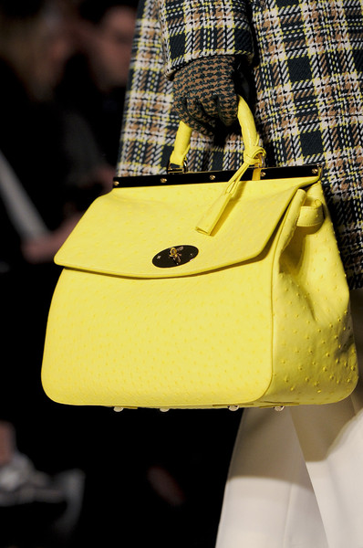 baa141d31266 Mulberry Fall 2013 Runway Pictures - Livingly