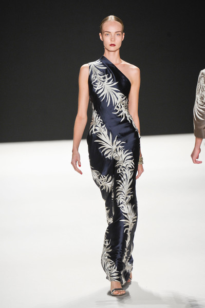 Naeem Khan at New York Spring 2013
