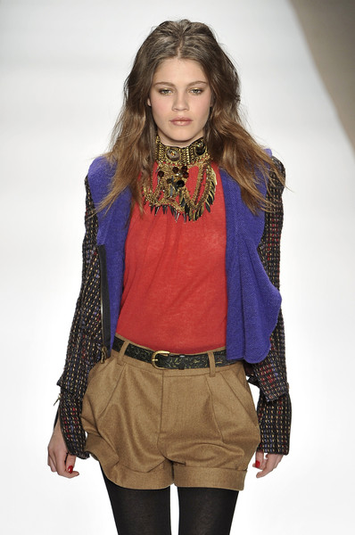 Nanette Lepore at New York Fall 2009