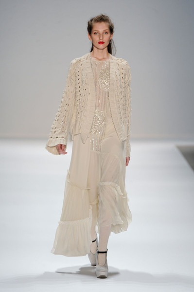 Nanette Lepore at New York Fall 2011