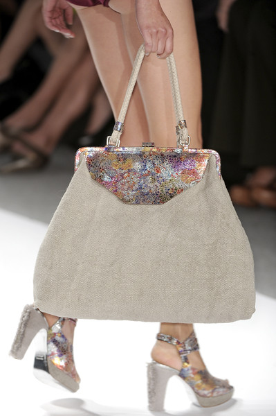 Nanette Lepore at New York Spring 2011 (Details)