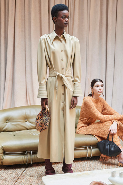 Nanushka at New York Fall 2019