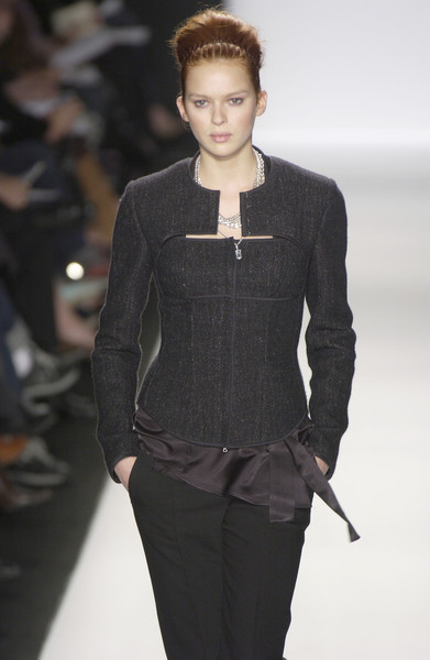 Narciso Rodriguez at New York Fall 2005