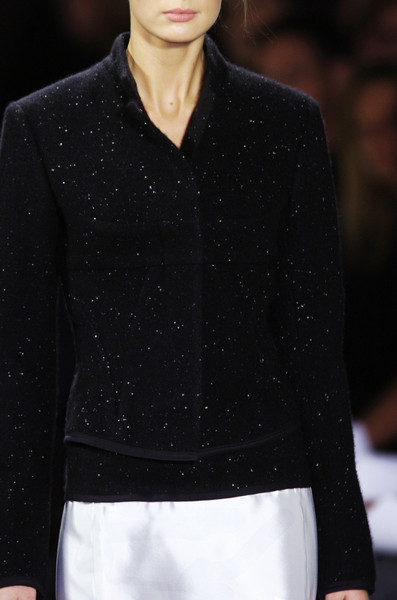 Narciso Rodriguez at New York Fall 2005 (Details)