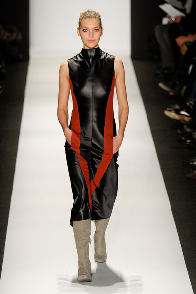 Narciso Rodriguez at New York Fall 2011