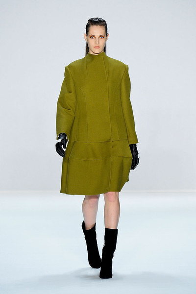 Narciso Rodriguez at New York Fall 2012