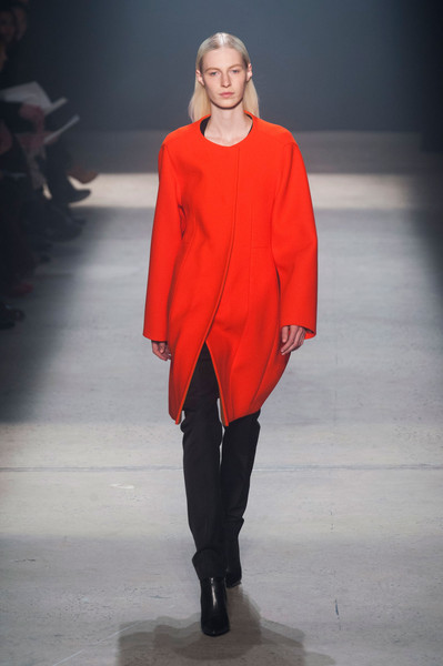 Narciso Rodriguez at New York Fall 2014