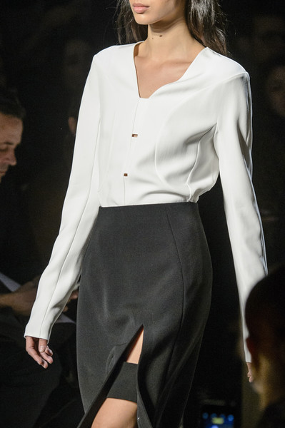 Narciso Rodriguez at New York Fall 2017 (Details) [new york fashion week,narciso rodriguez]