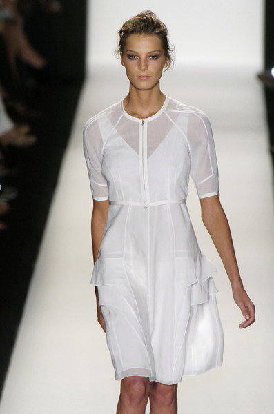 Narciso Rodriguez at New York Spring 2005