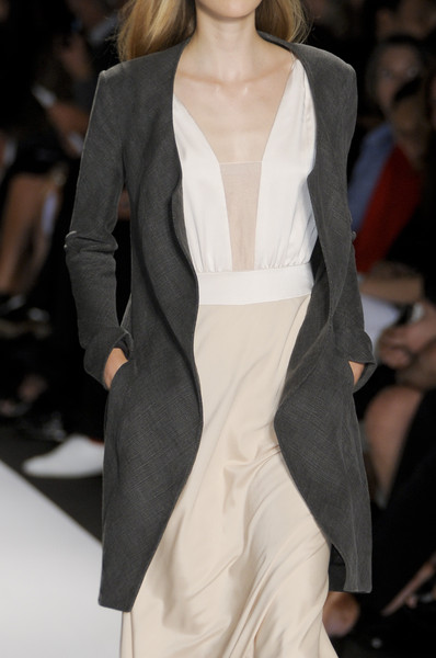 Narciso Rodriguez at New York Spring 2011 (Details) [fashion model,fashion,clothing,fashion show,haute couture,runway,formal wear,outerwear,suit,long hair,socialite,supermodel,fashion,runway,haute couture,model,fashion model,clothing,new york fashion week,fashion show,runway,fashion show,model,supermodel,fashion,haute couture,socialite]
