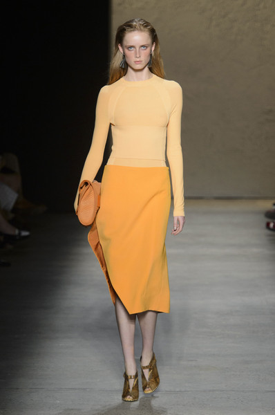 Narciso Rodriguez at New York Spring 2016 [fashion show,fashion model,runway,fashion,clothing,shoulder,yellow,dress,neck,public event,narciso rodriguez,supermodel,fashion,runway,fashion week,model,fashion model,clothing,new york fashion week,fashion show,runway,new york fashion week,fashion,narciso rodriguez,fashion show,model,ready-to-wear,supermodel,fashion week,haute couture]