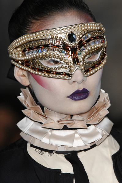 Nathan Jenden at London Fall 2008 (Details)