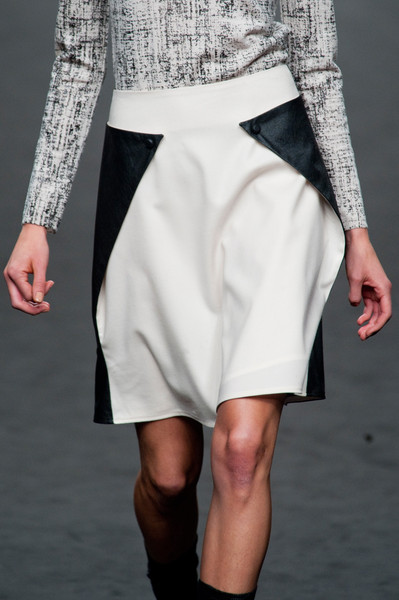 New Upcoming Designers at Milan Fall 2013 (Details)