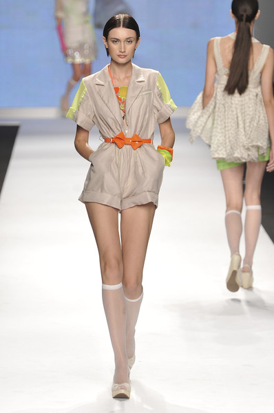New Upcoming Designers at Milan Spring 2010