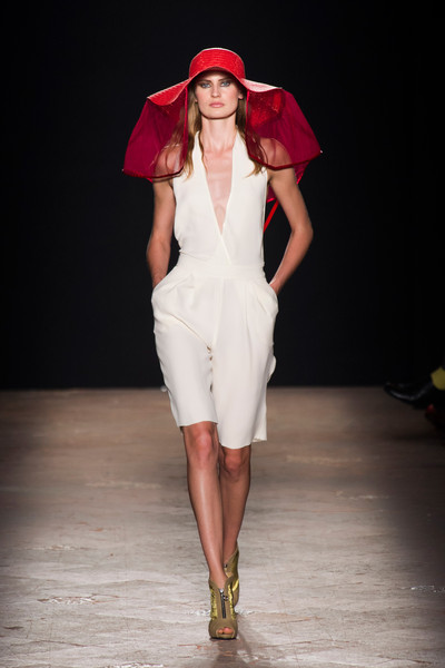 New Upcoming Designers at Milan Spring 2014
