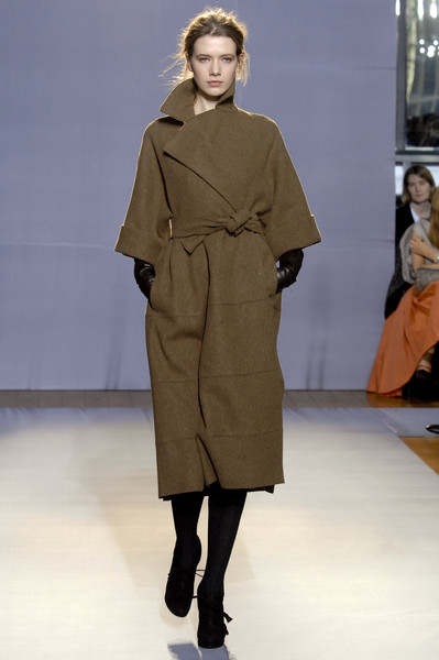 Nicole Farhi at London Fall 2008