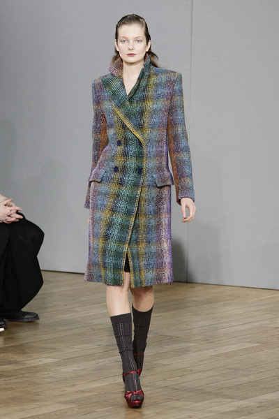 Nicole Farhi at London Fall 2009