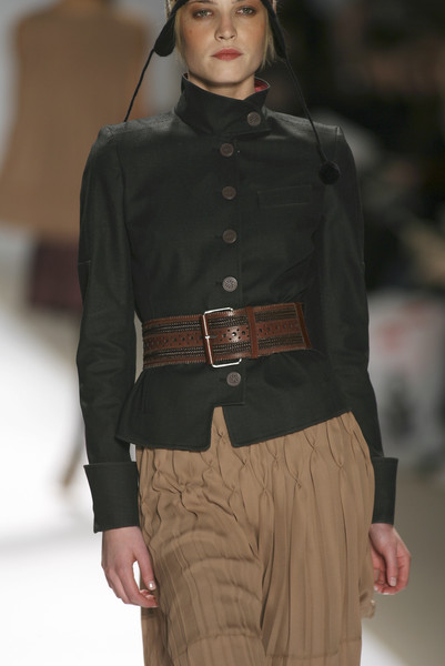 Nicole Miller at New York Fall 2007 (Details)
