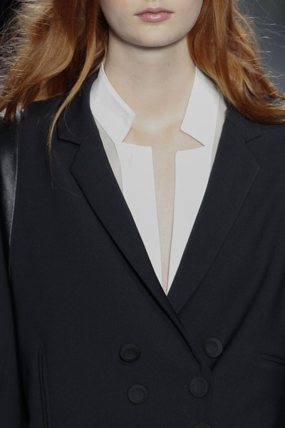 Nicole Miller at New York Fall 2013 (Details)