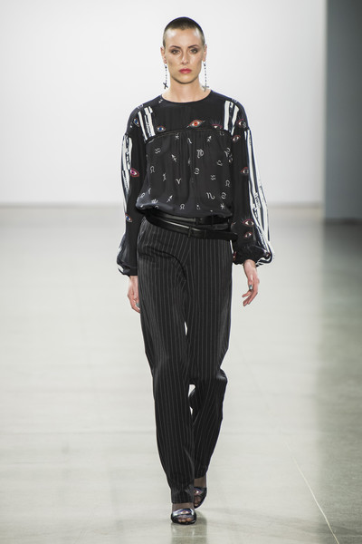 Nicole Miller at New York Fall 2019