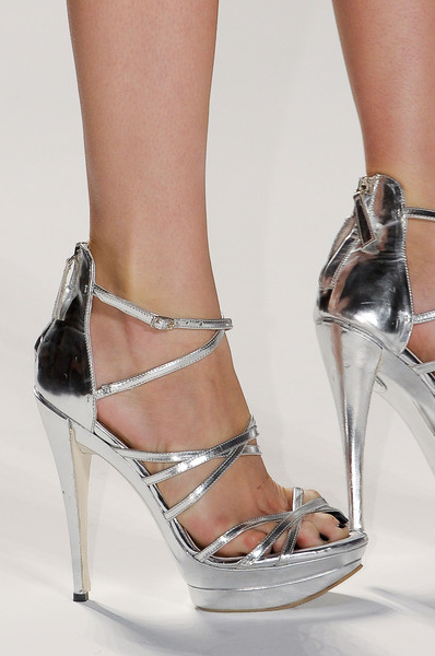 Nicole Miller at New York Spring 2013 (Details)
