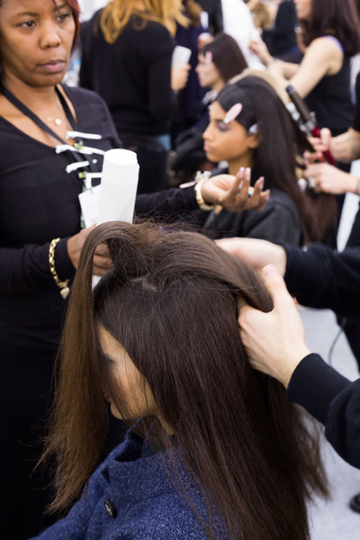 Nina Ricci at Paris Fall 2014 (Backstage)