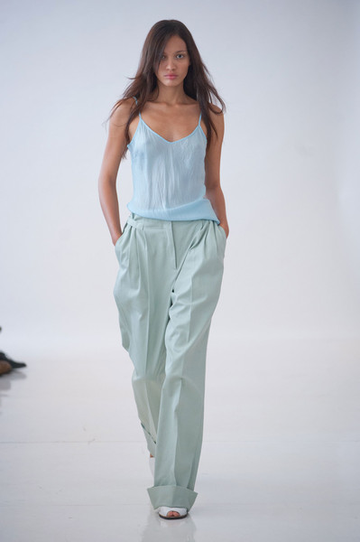 Organic By John Patrick at New York Spring 2014