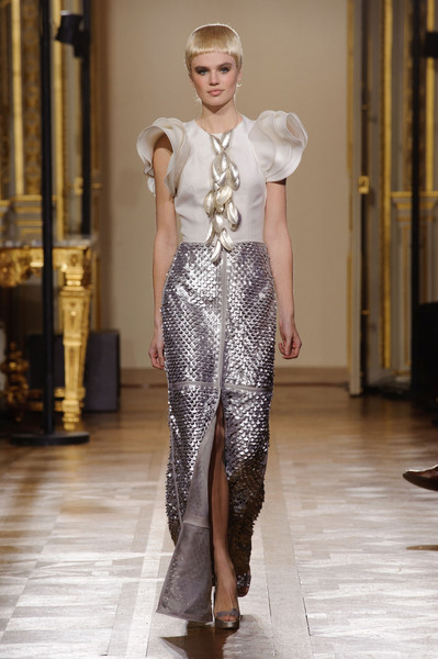 Oscar Carvallo at Couture Spring 2013